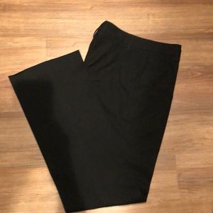 Zara Woman Suit Pants Black